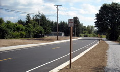 Everson - Mission Road Improvements