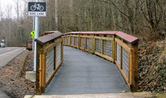 Structures - City of Bellingham - Fraser Street Boardwalk