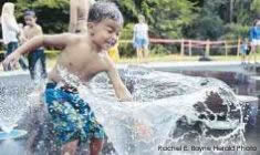 Bellingham - Cornwall & Fairhaven Spray Parks