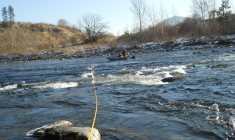Wenatchee River Hydrographic Project