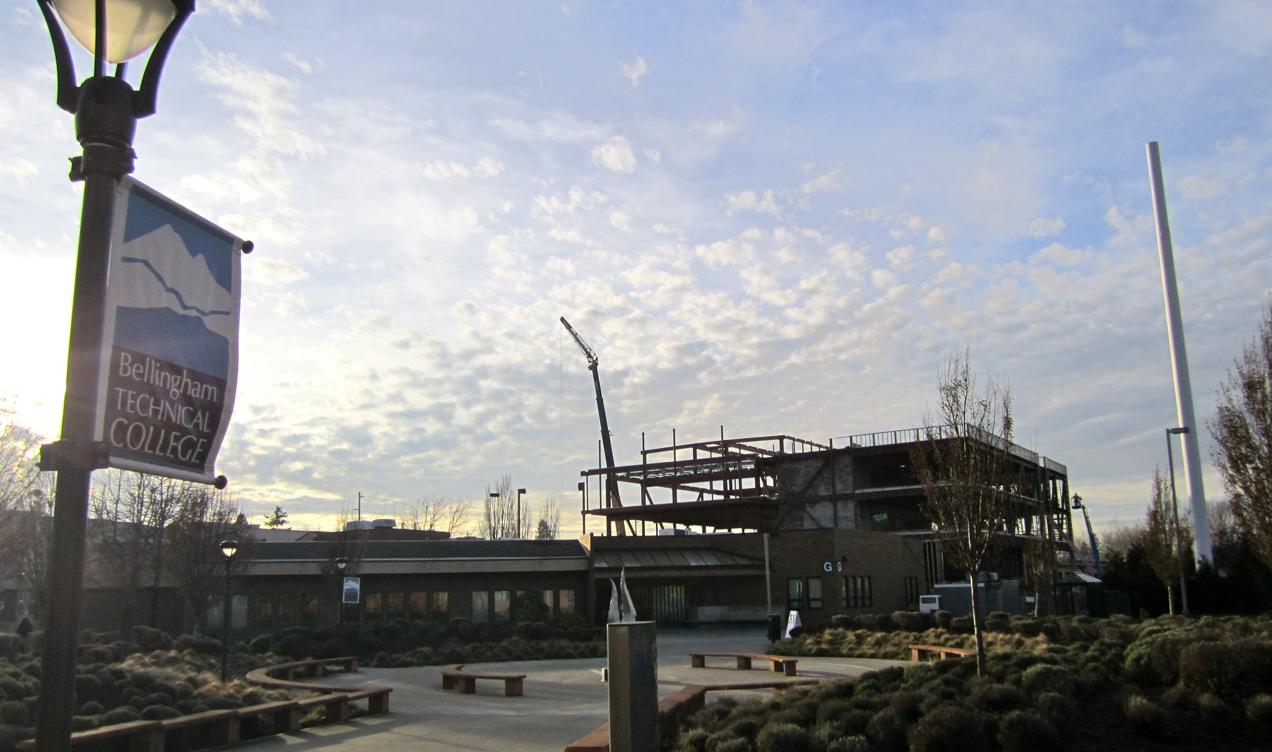 Bellingham Technical College - Campus Expansion